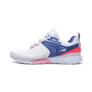 Image 3 - Li Ning Men LN CLOUD 2019 V2 Cushion Running Shoes Light Stable Support LiNing Bounce Sport Shoes Sneakers ARHP013 SJFM19
