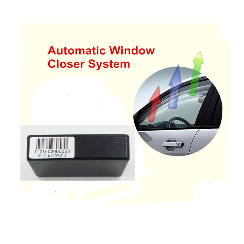 automatical car window roll up roll down module for Mercedes benz A W176(year 2011-2016) plusobd car accessories remote control suitable for mercedes benz e w211 2003 2007 auto window roll up closer module car alarm