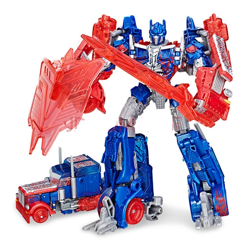 Hasbro Transformers Movie 5 Deluxe Edition Sailing home-level toys Children's puzzle gift collection hasbro transformers c0890 маска желтая