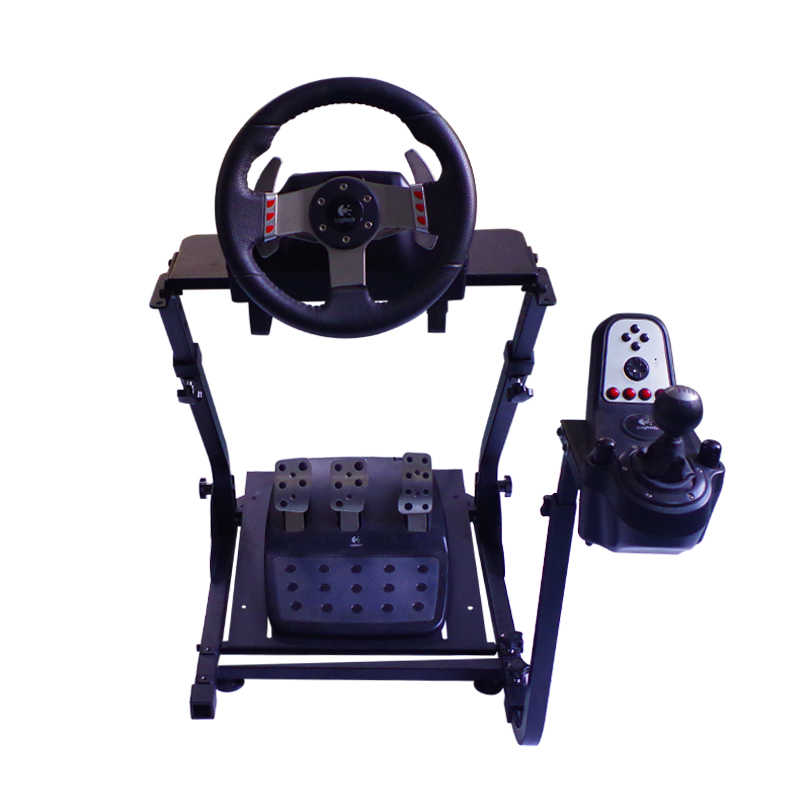 Detail Feedback Questions about Racing Steering Wheel Stand for