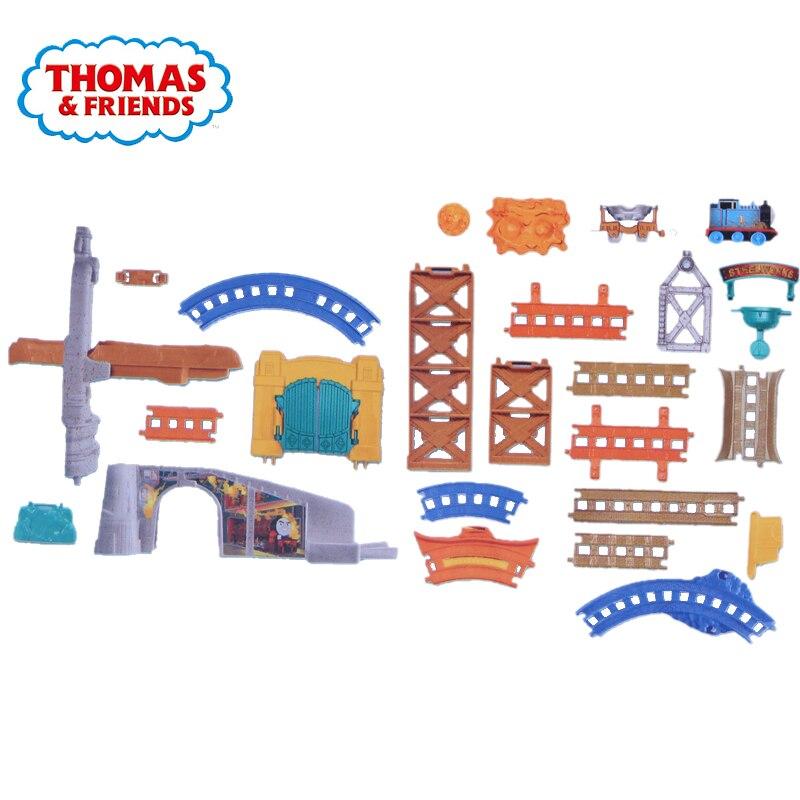 Original Electric ชุดสำรวจชุดรางรถไฟของขวัญเด็ก Toy ของเล่นของเล่นสำหรับเด็ก-ใน โมเดลรถและรถของเล่น จาก ของเล่นและงานอดิเรก บน   3