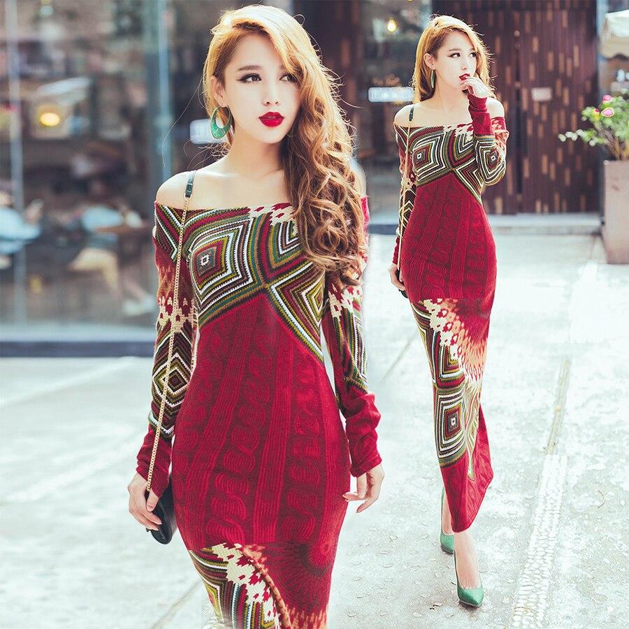 maxi dress and cardigan femme