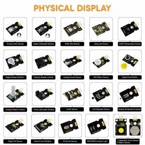 Image 2 - Keyestudio 37 In 1 Sensor Starter KitสำหรับBBC Micro:Bit (Micro:Bit Board)