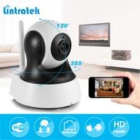 Lintratek Камеры Скрытого видеонаблюдения 1080 P IP охранных Камера Cctv Wi-Fi мини Камера Видеоняни и радионяни поддельные Камера IP Cam два способа ауди...