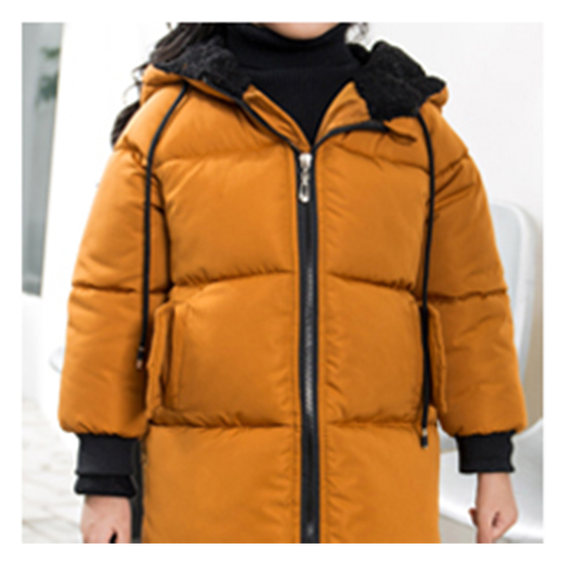2dc99a443 Baby Winter Jacket Toddler Girls Autumn Winter Hooded Coat Thick Warm  Clothes Children Jacket Kids Outerwear Boy Girl Coat Parka