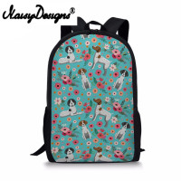 Boys School Bags German Shorthaired Pointer Pattern for Kids Baby Bags Student Child Kindergarten Backpack Grade 1 4