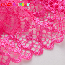 Ultra-Thin Transparent Flower Embroidered Patterned Underwear