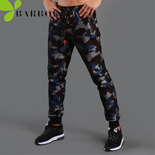 BARBOK Autumn Compression Running Pants Sports Leggings Tight Sportwear Male Gym Outdoor Fitness Clothing Jogging Men