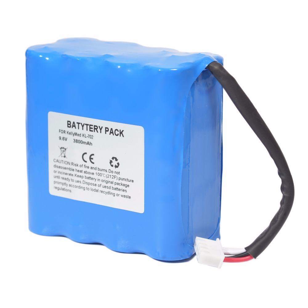 High Quality For Kellymed kl-702 Battery   Replacement For Kellymed kl-702 Infusion Pump Battery