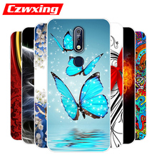 все цены на Nokia 7.1 Case Nokia 7.1 2018 Case Silicone 5.84 TPU Soft Phone Case For Nokia 7.1 TA-1085 TA-1095 TA-1096 TA-1097 Case Cover