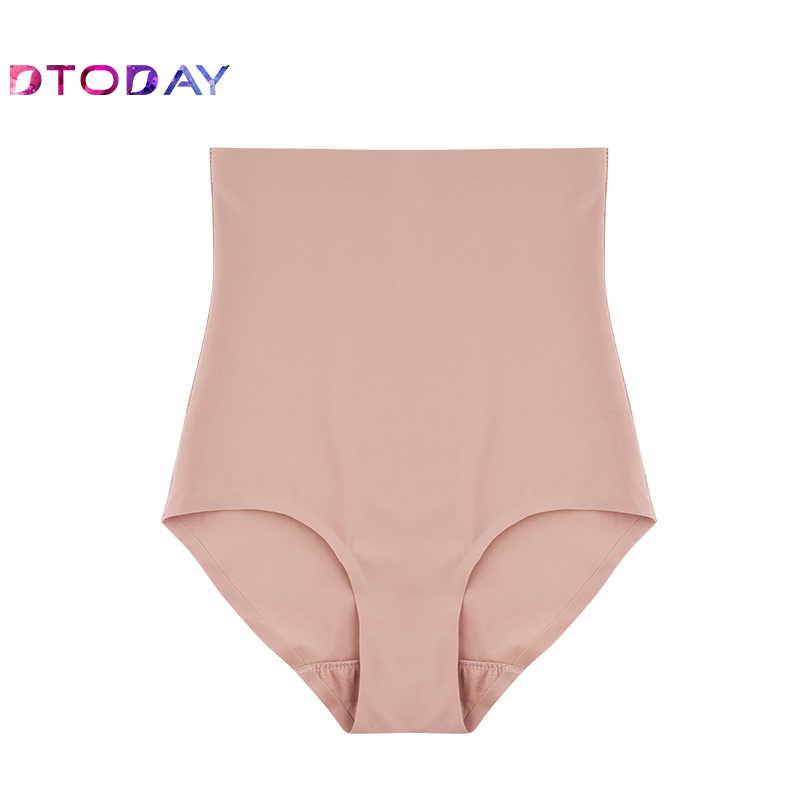 2151ac2bb DTODAY Wholesale Super Stretch Tummy Control Panties High Waist Shaper  Women Body Slimming Shapewear Underwear Butt