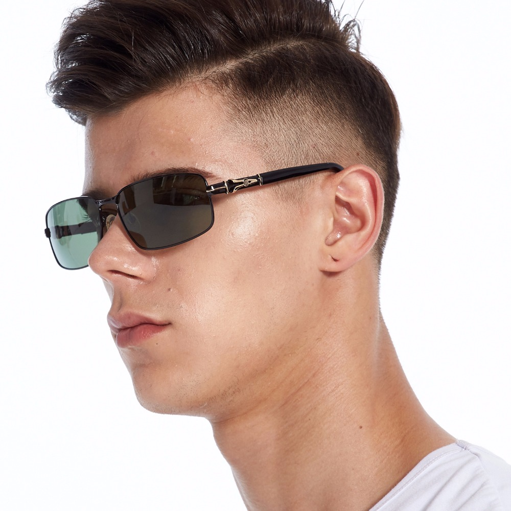 Mix wholesale Sunglasses oculos de sol square eyewear men women polarized sun glasses branded design google protection uv400 sol