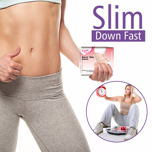 Ifory 10 Pieces/Bag Weight Loss Slim Patch Navel Stick Slimming Creams Fat Burner Body Shaper Offer Drop Ship Service