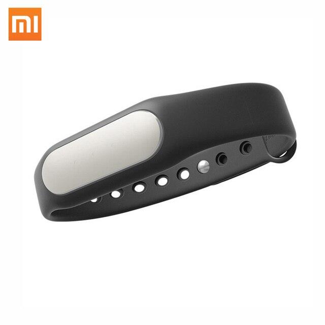Original xiaomi mi banda 1 s monitor del ritmo cardíaco del pulso inteligente sleep pulsera rastreador de ejercicios para ios android envío libre del teléfono