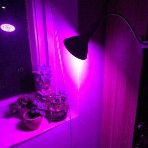 Image 3 - 36 200 290 LED Anlage Wachsen glühbirne Volle Spektrum fito phyto Wachsen Lampe Clip Für Indoor zimmer zelt Blume veg Gewächshaus
