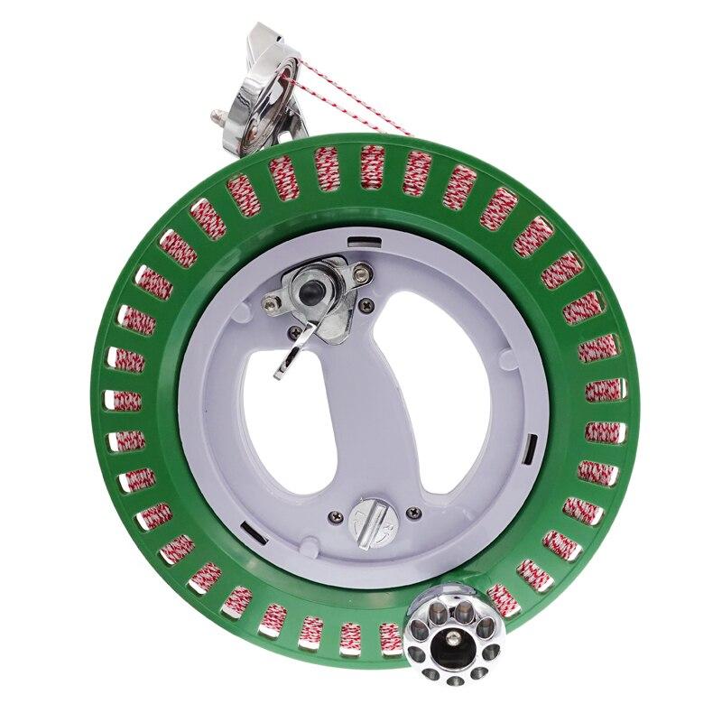 27 cm ABS en plastique cerf-volant enrouleur ligne enrouleur 1000ft 200lb cerf-volant ligne chaîne pour grande puissance cerf-volant volant parapente - 2