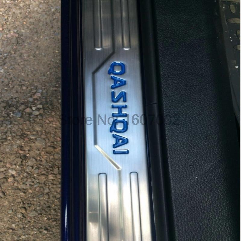 Для Nissan Qashqai J11 2015 2016 Sffff Plate Дверной - Автозапчасти - Фотография 2