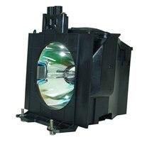 Bulbo de Lâmpada do projetor PT-D5600E ETLAD55W ET-LAD55W para Panasonic PT-D5500 PT-D5600 PT-L5500 PT-D560L PT-DW5000L Com Habitação