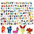 3 cm 24 pcs Japonês Pokeball figuras set 2016 Novo pokeball pikachu charizard boneca muito Presente para o miúdo da fonte do partido decoração