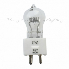 Halogen bulb 120v 600w DYS GZ9.5 A353 GREAT 10pcs
