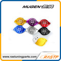 RASTP -  MUGEN Radiator Cap Cover Fit for HONDA Accord Civic CRX City Crossroad Elysion Jazz Prelude  LS-CAP007