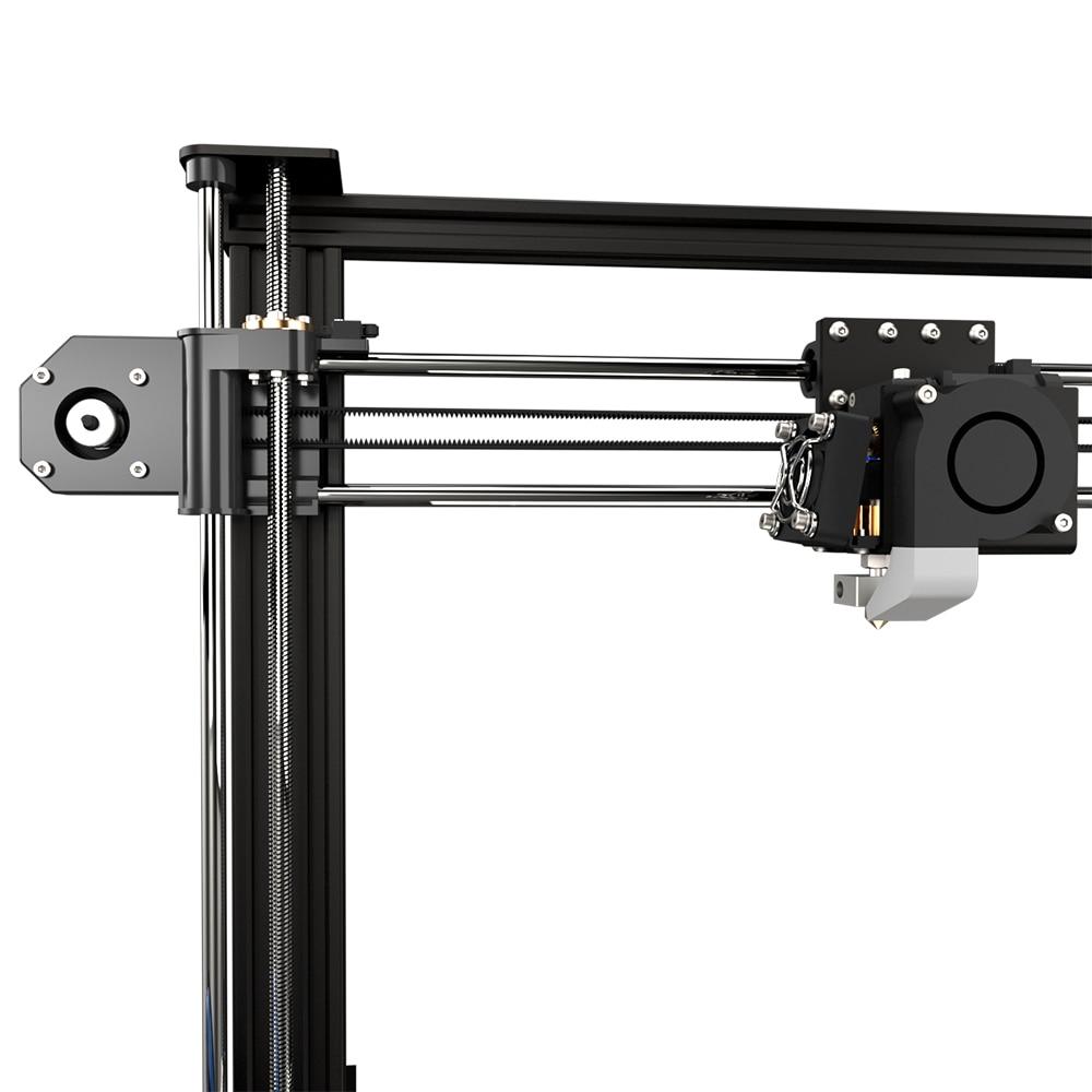 2019 Anet A8 Plus Upgraded version DIY 3D Printer High Precision Metal Desktop Impresora 3D Printer 300x300x350mm PK Anet A8 3d