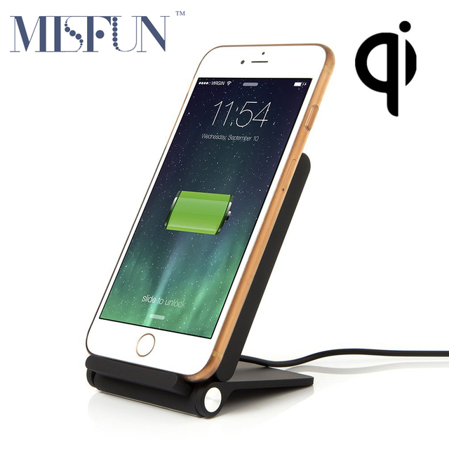 3 Coils Qi Wireless Charger Pad Stand for Samsung Galaxy S7 S7 Edge S6 S6 Edge Note5 S6 Edge Plus Iphone 5S 6S Plus HTC + cable