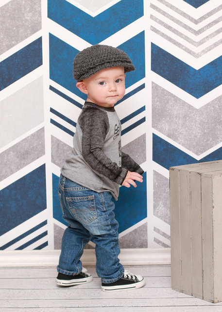 Boy Hat Toddler Hat Baby Irish Wool Donegal Hat Charcoal Gray Flat Cap  Driving Newsboy d4cc2e78c46