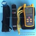 2 PCS JW3208A JOINWIT JW3208 Medidor de Potência Óptica Portátil-70 ~ + 6dBm + JW3306D Ao Vivo Identificador De Fibra Óptica Identificador de fibra