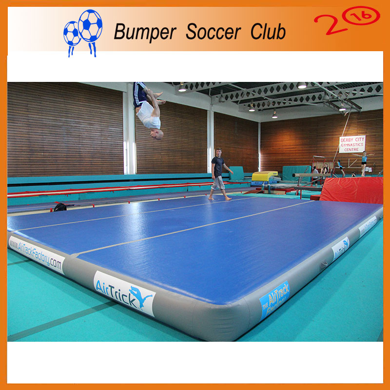 Online Buy Wholesale Tumble Track Trampoline From China