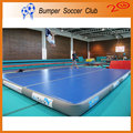 Free shipping ! Free pump! 12x2m inflatable tumble track trampoline/air track gymnastics for sale