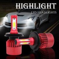 YAstarsz S5 Headlamps LED Headlamps H4 H7 H11 9004 HB3 9007 HB4 H1 9012 H13 COB