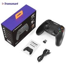 Tronsmart G02 Android Bluetooth 2.4G Sans Fil Jeu Poignée Contrôleur À Distance Joystick PC TV Téléphone GamePad KO Xiaomi Gamepad