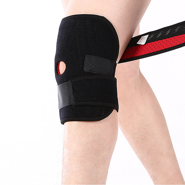 64d1491873 1Pcs Knee Brace Support Sleeve for Arthritis, ACL, Running, Meniscus Tear,  Sports
