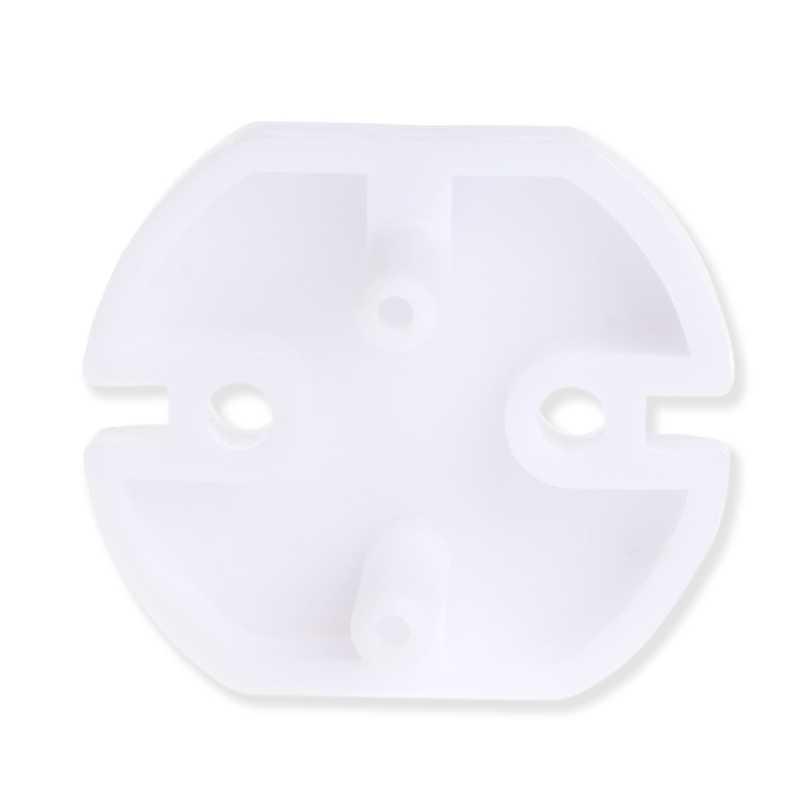 10 Pcs Uni Eropa Power Socket Plug Outlet Cover Pelindung Bayi Anak-anak Anak Pelindung Keselamatan Anti Shock Listrik Colokan Pelindung Cove