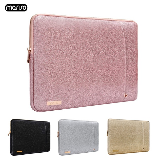 MOSISO Laptop Sleeve Bag for Macbook Dell HP Asus Acer Lenovo Surface Notebook PU Case For Mac Air 13 inch Pro 13 Retina Cover