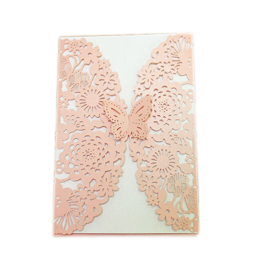 Online Get Cheap Butterfly Party Invitation Card Aliexpress – Butterfly Party Invitation
