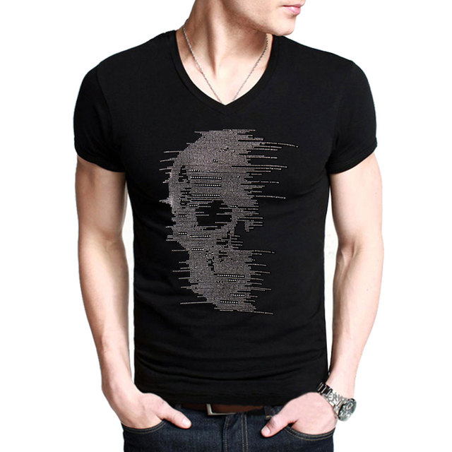 SKULL THEMED T-SHIRT (16 VARIAN)