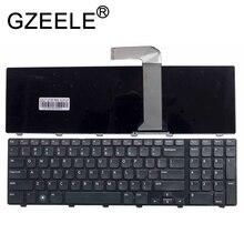 GZEELE clavier anglais, disposition US, pour ordinateur portable Dell Inspiron 17R N7110, 17R 7110 XPS 17 L702X