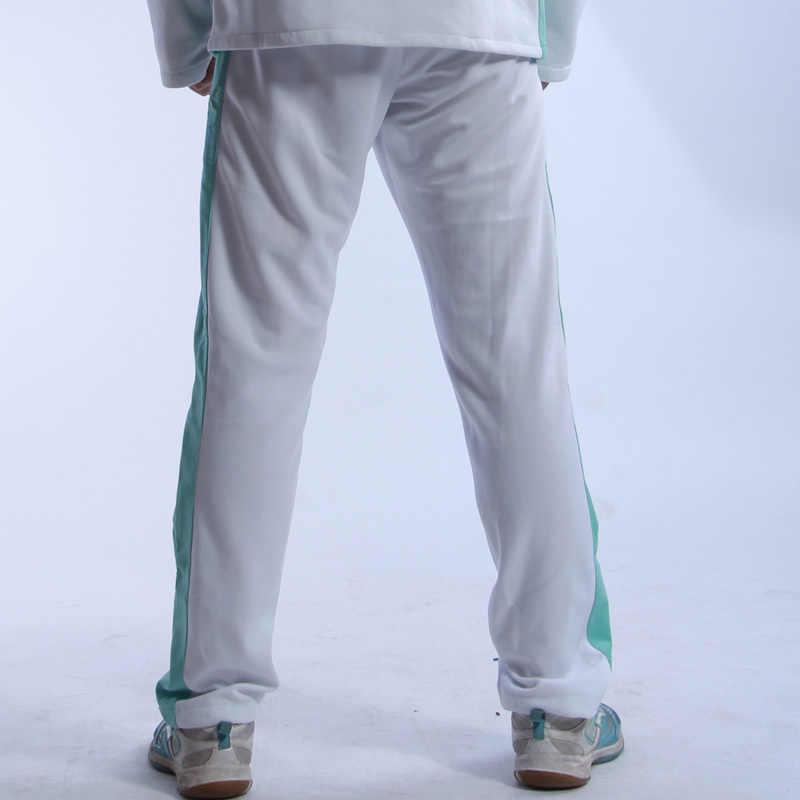 Nuovo Anime Haikyuu!! Costumi Cosplay Aoba Johsai di Alta Scuola di Pallavolo Maglie di Club di Vestito Oikawa Tooru Uniforme Abbigliamento Sportivo