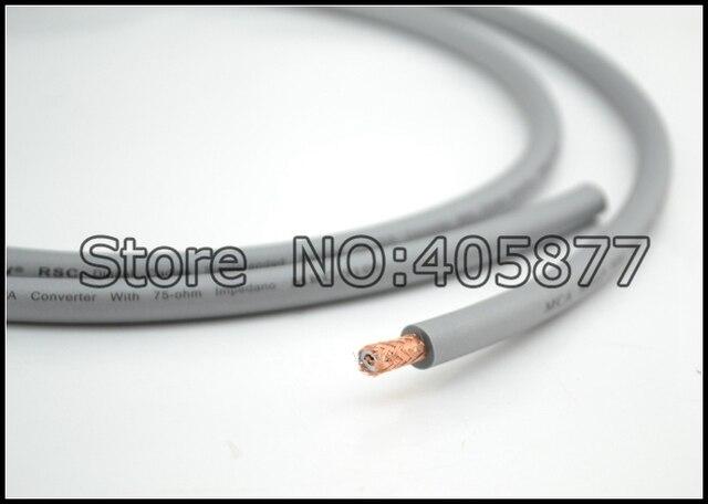 High End Audio Grade MCA MRC 9109 Flat Coper RSC Digital cable ...