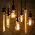 Lightinbox 40 W 220 V Retro Vintage Edison Lâmpadas E27 Espiral Lâmpada incandescente G80 ST64 A19 Lâmpada LED Para Pingente lâmpada de Iluminação