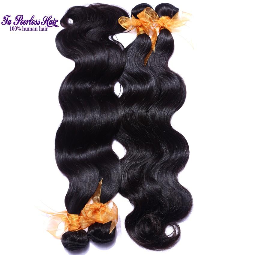 100% Unprocessed 7A Peruvian Virgin Hair Body Wave Cheap 1B Human Hair Weft Queen Hair Product Peruvian Body Wave 4 Bundles Rosa-006