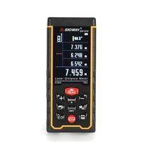 SNDWAY Handheld Laser Distance Meter 50M 70M 100M 120M 150M Laser Rangefinder Laser Tape Range Finder Diastimeter Measure tool