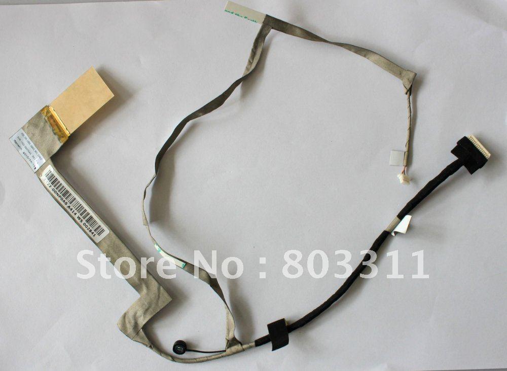 Marke neue orgianl bildschirm kabel für asus K52 A52 ASUS K52F A52F K52N K52JR A52J 1422-00NP0AS für LCD nur