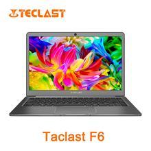 Teclast F6 13,3 дюймов Intel Apollo Lake N3450 Intel Графика 500 6G RAM128GB SSD ноутбука-Серебристый