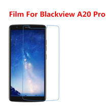5 Pcs Ultra Thin Clear HD LCD Screen Guard Protector Film With Cleaning Cloth Film For Blackview A20 Pro.(China)