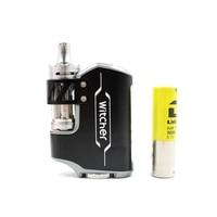 Electronic Cigarette ROFVAPE Witcher 75W Vaporizer BOX MOD Kit With Listman 18650 Battery Vape 5 5ml