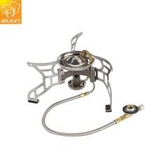 Кухонная Плита Кемпинг Газовая плита сплит-типа плита X2-A