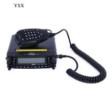 TYT TH-9800 50W 809CH Quad Band Dual Display Repeater Scrambler VHF UHF Transceiver Car Truck Ham Radio cb radio telsiz yaesu